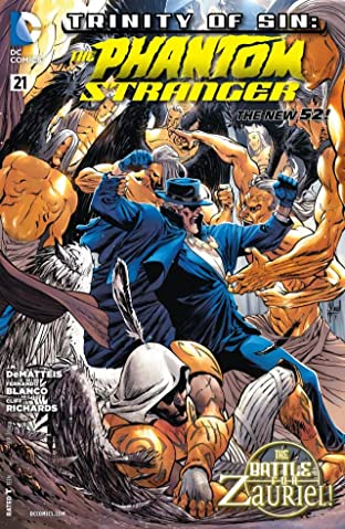 The Phantom Stranger (2012-2014) #21