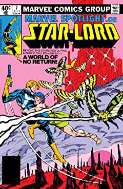 Marvel Spotlight (1979-1981) #7