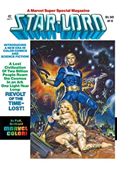 Marvel Super Special (1977-1986) #10
