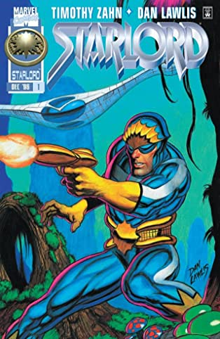 Star-Lord (1996) #1