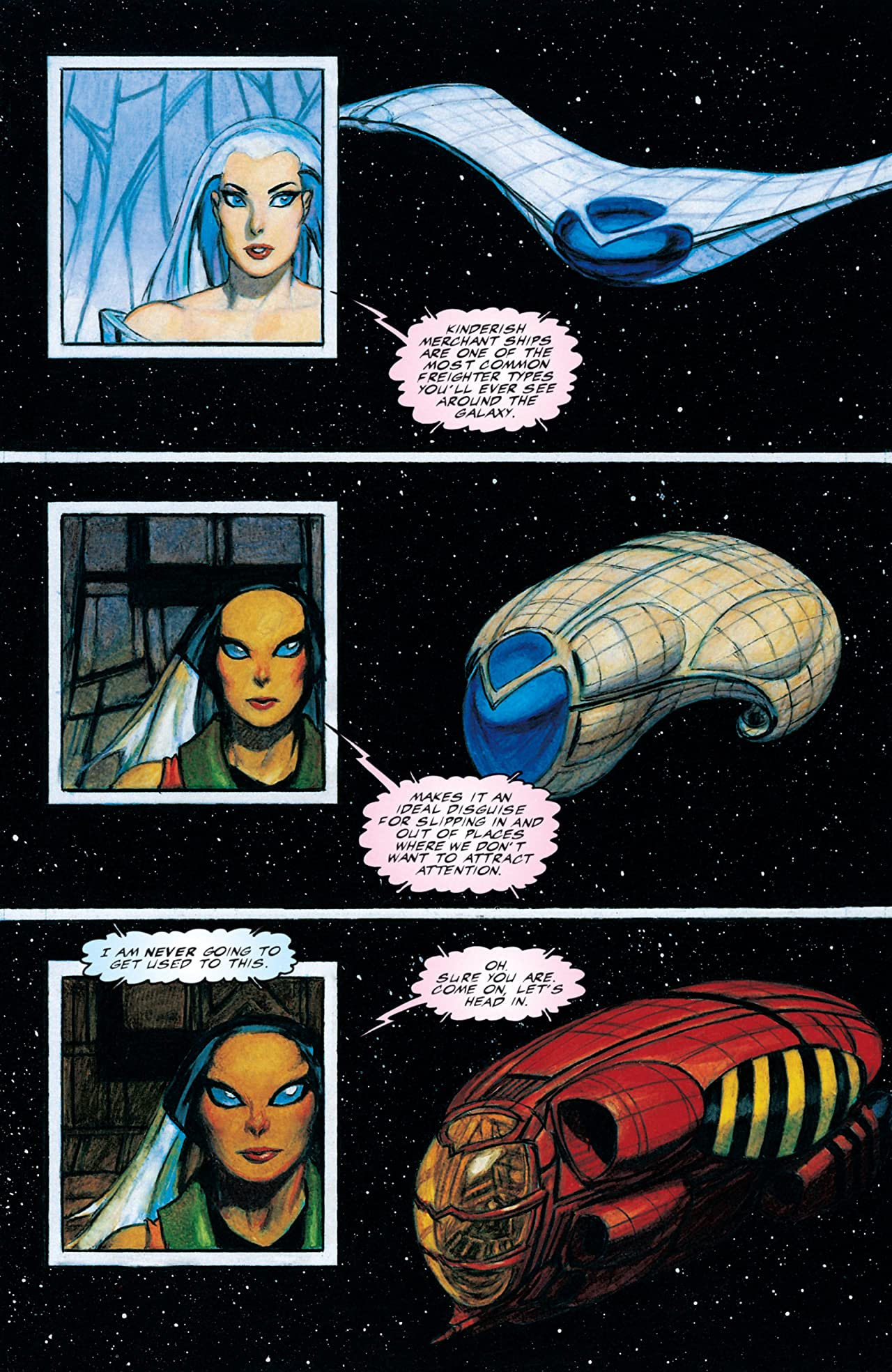 Star-Lord (1996) #3