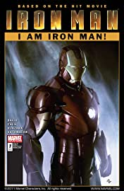 Iron Man: I Am Iron Man! #1 (of 2)