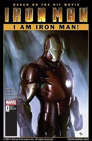 Iron Man: I Am Iron Man! #1 (of 2)
