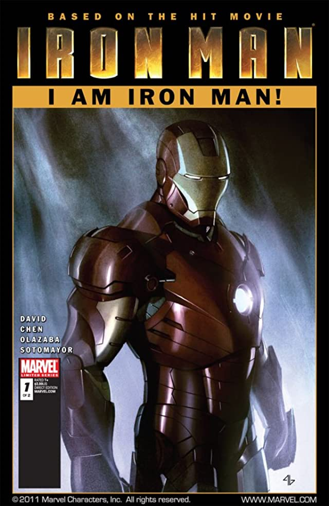 Iron Man: I Am Iron Man! #1