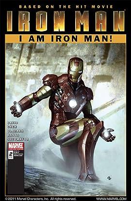 Iron Man: I Am Iron Man! #2 (of 2)