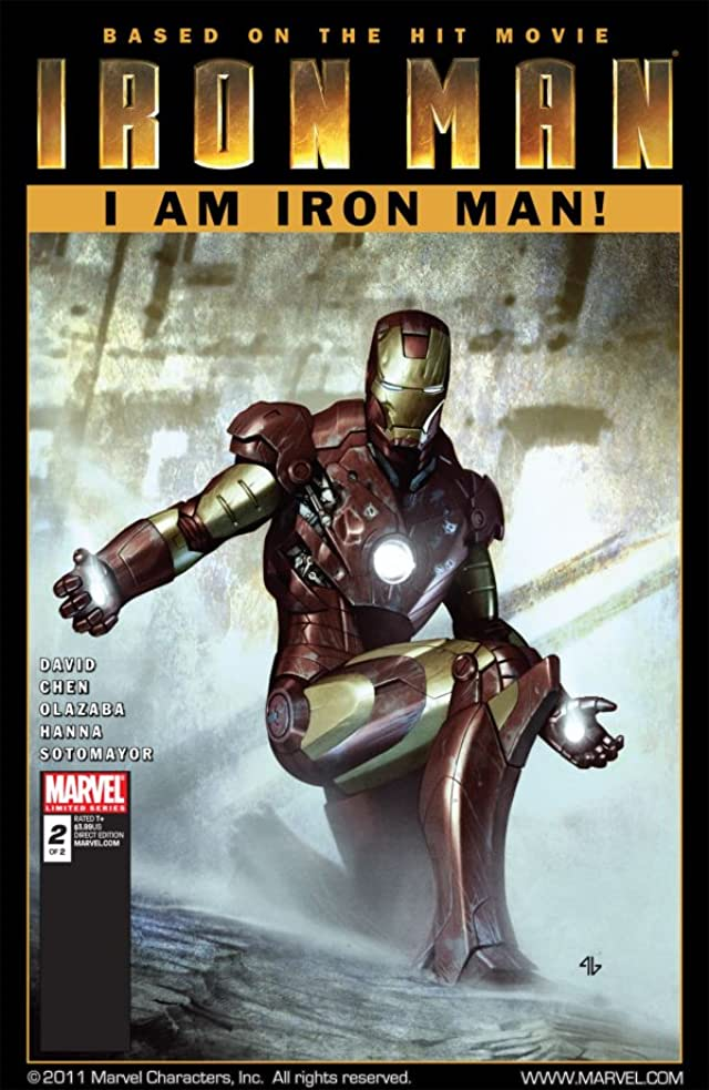 Iron Man: I Am Iron Man! #2