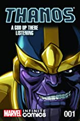 Thanos: A God Up There Listening - Infinite Comic #1