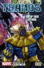 Thanos: A God Up There Listening - Infinite Comic #2