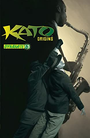 Kato Origins: Way of the Ninja #6