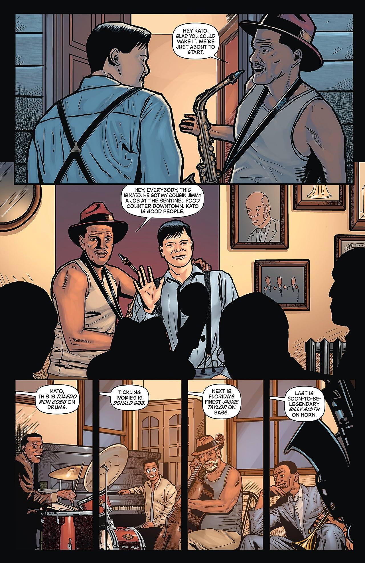 Kato Origins: Way of the Ninja #6