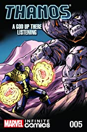 Thanos: A God Up There Listening - Infinite Comic #5