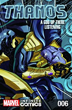 Thanos: A God Up There Listening - Infinite Comic #6