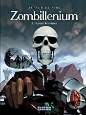 Zombillenium Vol. 2: Human Resources