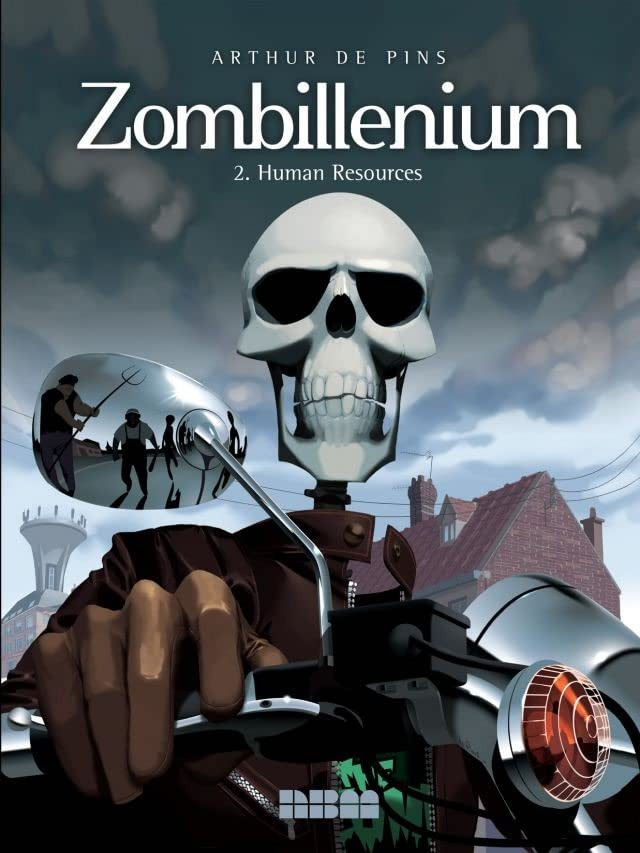Zombillenium Vol. 2: Human Resources
