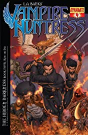 L.A. Banks' Vampire Huntress #4: The Hidden Darkness