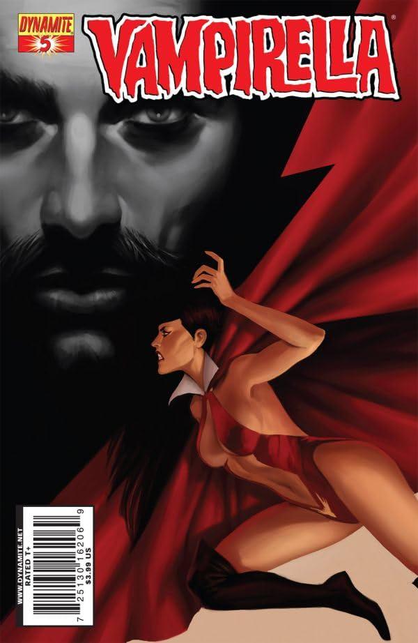 Vampirella #5
