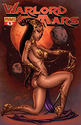 Warlord of Mars #4