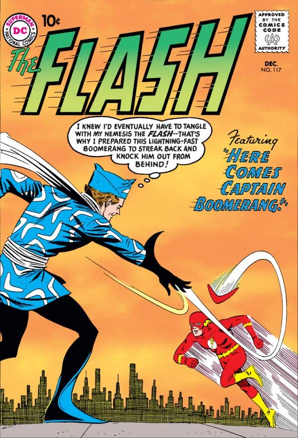 The Flash (1959-1985) #117
