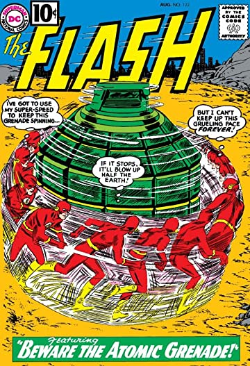 The Flash (1959-1985) #122
