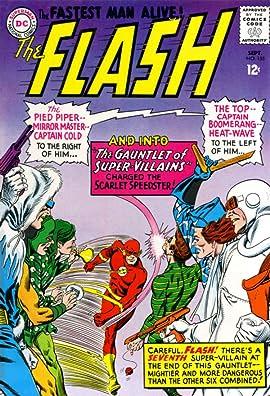 The Flash (1959-1985) #155