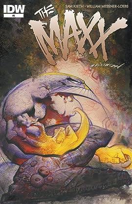 The Maxx: Maxximized #9