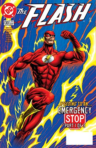 The Flash (1987-2009) #130