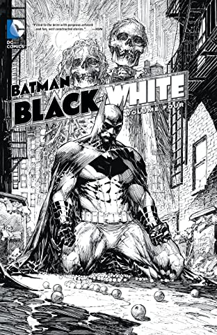 Batman: Black & White Tome 4
