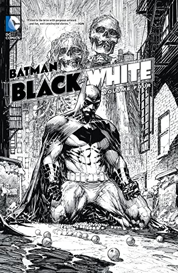 Batman: Black & White Vol. 4