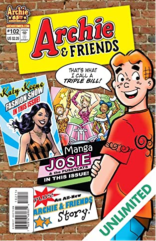 Archie & Friends #102
