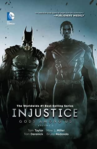 Injustice: Gods Among Us (2013) Tome 2