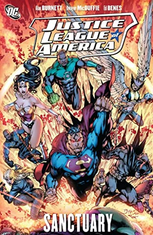 Justice League of America (2006-2011): Sanctuary