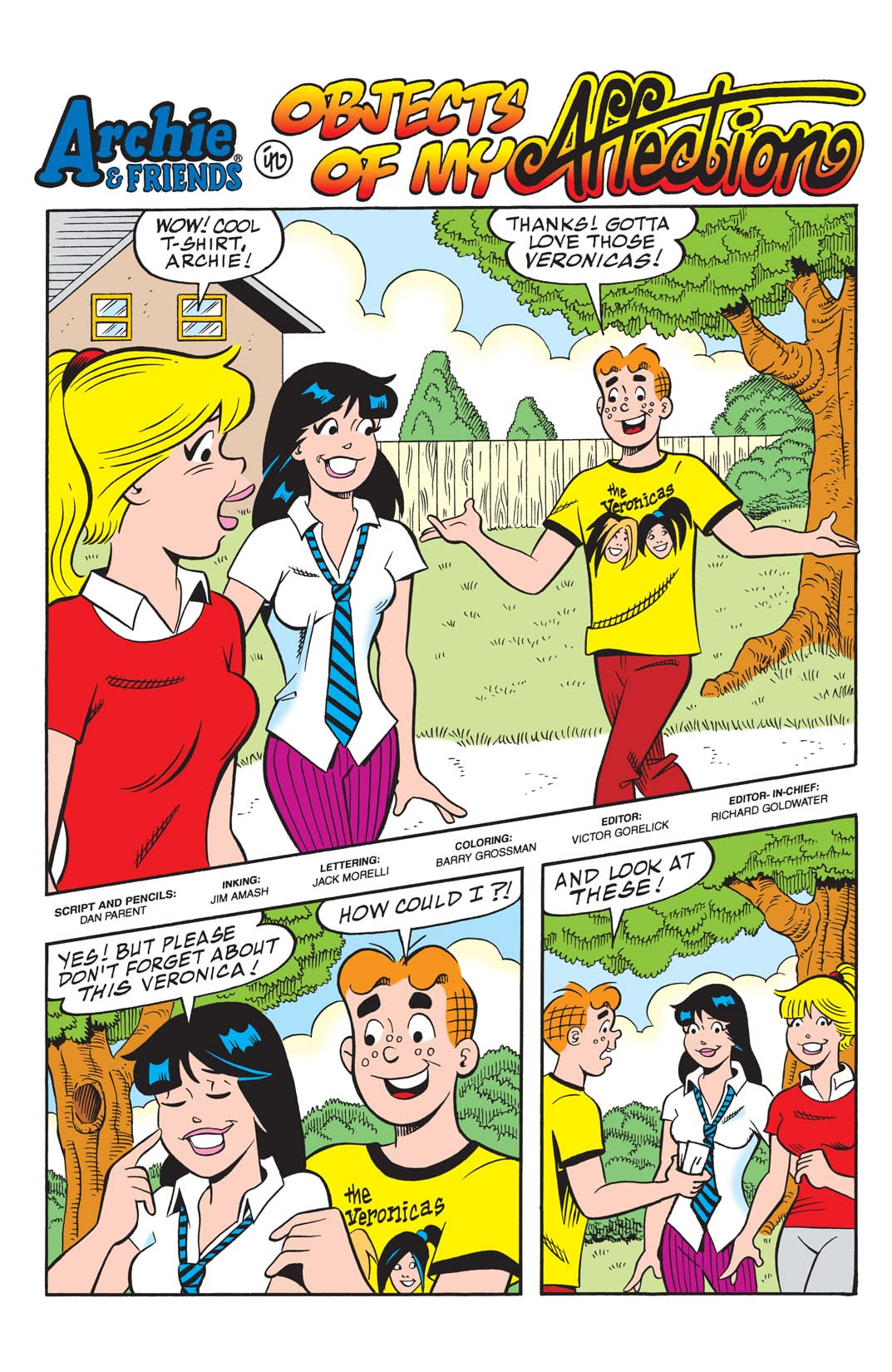 Archie & Friends #101