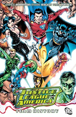 Justice League of America (2006-2011): Team History