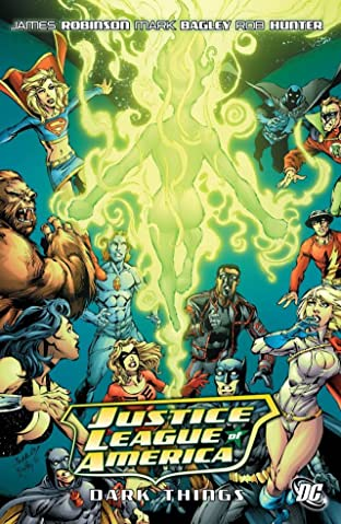 Justice League of America (2006-2011): The Dark Things