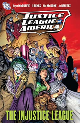 Justice League of America (2006-2011): The Injustice League