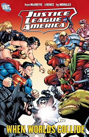 Justice League of America (2006-2011): When Worlds Collide