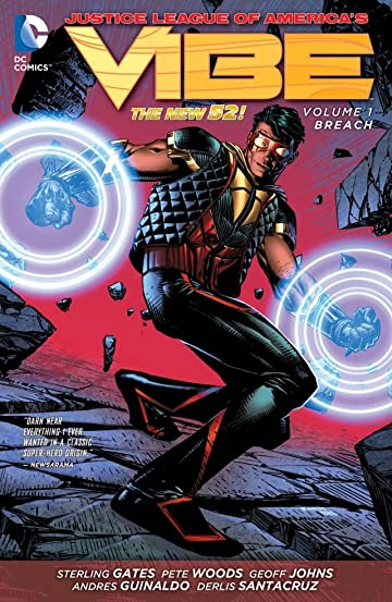 Justice League of America's Vibe (2013) Vol. 1: Breach