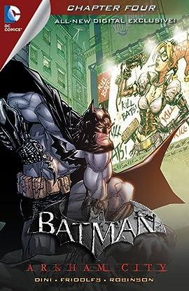 Batman: Arkham City Exclusive Digital Chapter No.4