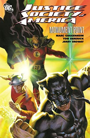 Justice Society of America (2007-2011): Monument Point