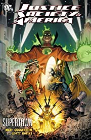 Justice Society of America (2007-2011): Supertown