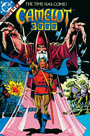 Camelot 3000 #1 (of 12)