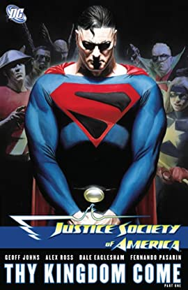 Justice Society of America (2007-2011): Thy Kingdom Come Part I