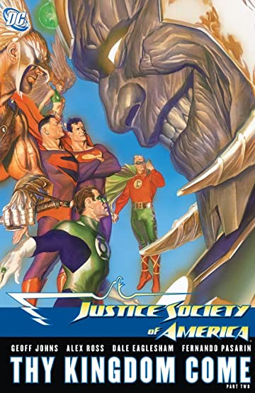 Justice Society of America (2007-2011): Thy Kingdom Come Part II