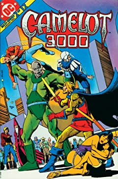 Camelot 3000 #2 (of 12)