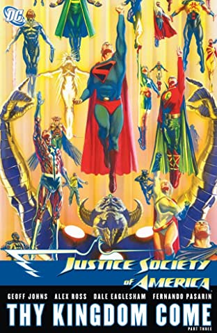 Justice Society of America (2007-2011): Thy Kingdom Come Part III