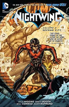 Nightwing (2011-2014) Vol. 4: Second City