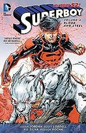 Superboy (2011-2014) Vol. 4: Blood and Steel