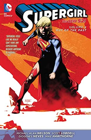Supergirl (2011-2015) Tome 4: Out of the Past