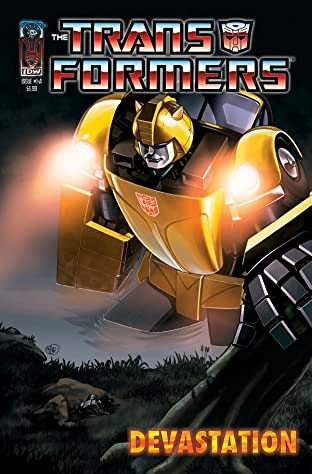 Transformers: Devastation #1