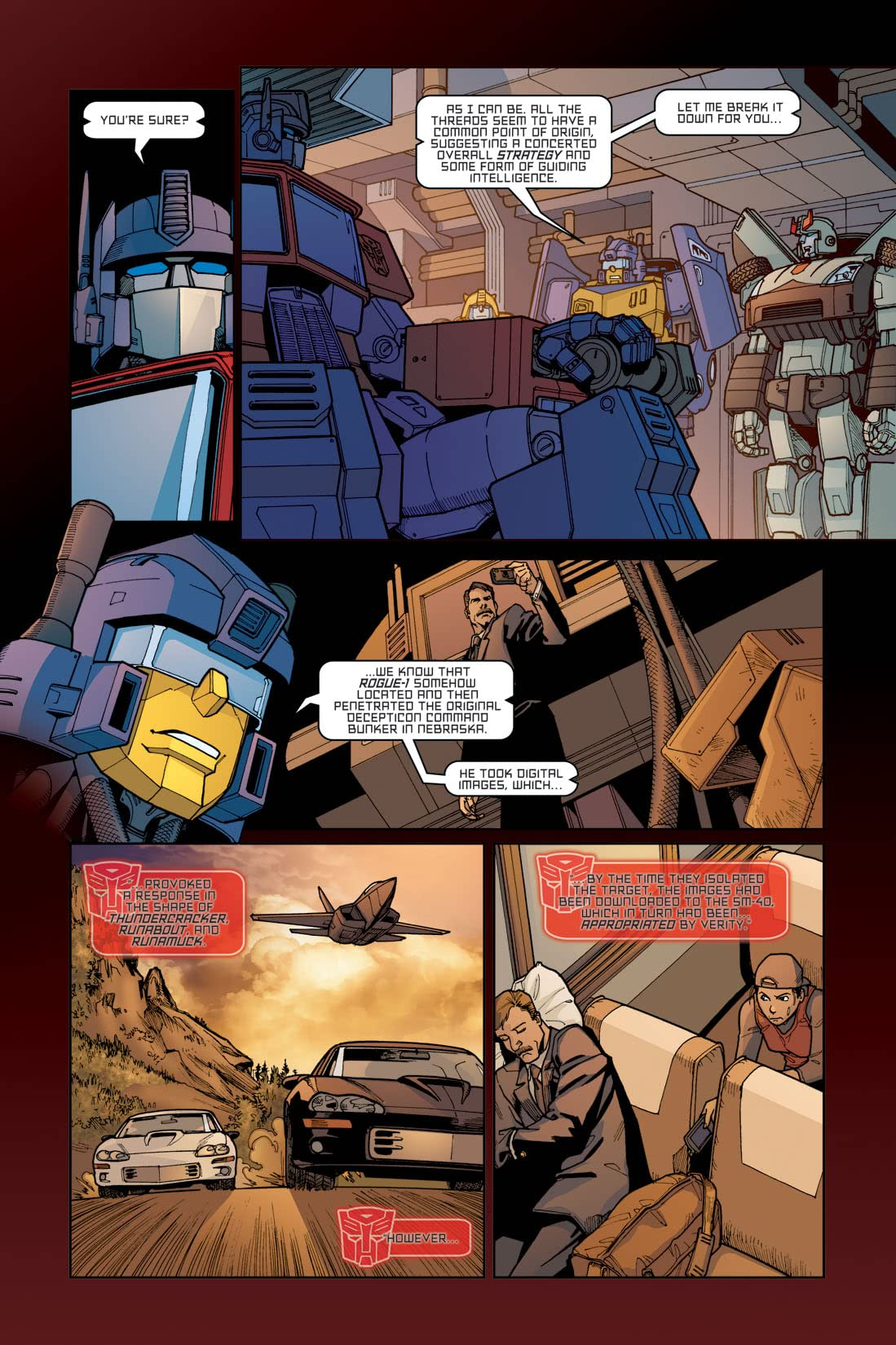 Transformers: Devastation #1